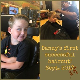 Danny Boy's Hair